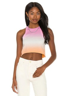 WSLY The Rivington Weekend Cropped Tank
