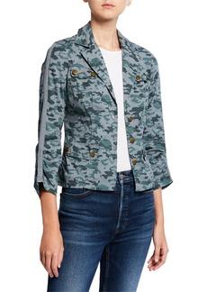 XCVI Camo Folksy Jacket