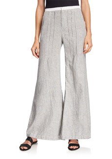 XCVI Ebba Striped Wide-Leg Pants