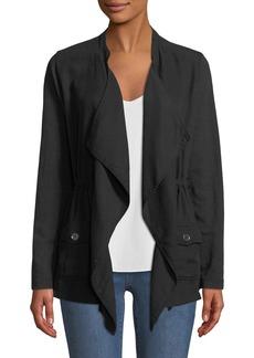 XCVI Elma Cascading Lightweight Jacket