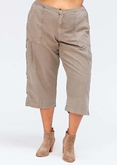 XCVI Flicker Wide Crop Leg Pants