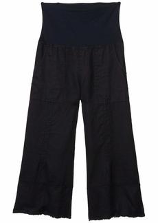 XCVI Garni Crop Pants in Linen