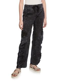 XCVI Monte Carlo Drawstring Pants
