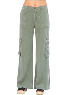 XCVI Nanette Pants in Soft Twill