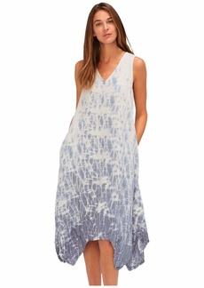 XCVI Reagan Dress in Light Linen