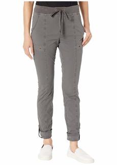 XCVI Right On Crop Pants in Stretch Poplin