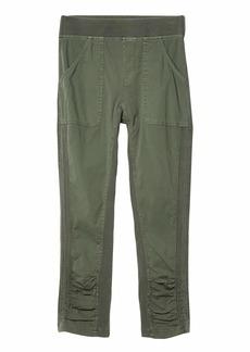 XCVI Saoirse Crop Pants in Stretch Poplin