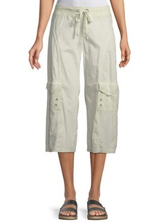 XCVI Sunday Cropped Cargo Pants