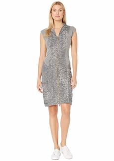 XCVI The Jackie O Dress in Lynx Printed Poplin