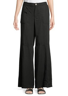 XCVI Tory Tiered Wide-Leg Pants