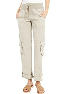 XCVI Wearables Django Ankle Pants in Stretch Poplin