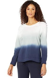 XCVI Wearables Gideon Graneur Fleece Pullover Sweatshirt
