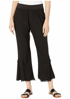 XCVI Wearables Hakarl Ankle Pants in Summer Twill