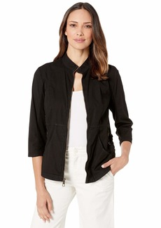 XCVI Wearables Larisa Jacket in Stretch Poplin