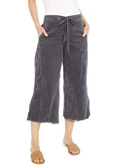 XCVI Wearables Wale Cord Triangle Gaucho Pants