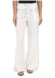XCVI Freesia Wide Leg Pants - Linen