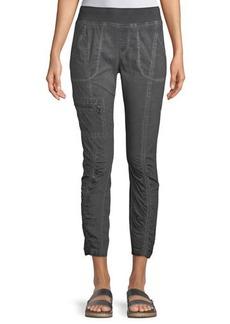 XCVI Malinda Skinny Stretch Cargo Pants