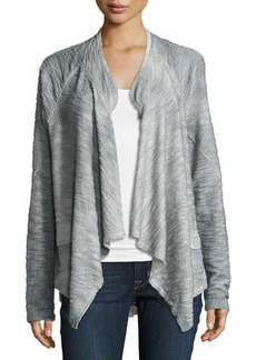 XCVI Roxanne Asymmetric Cardigan