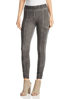 XCVI Tallula Cinched Moto Pull-On Pants