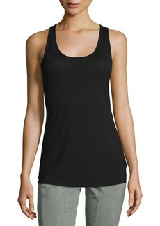 XCVI Thin-Strap Supima® Cotton Tank Top