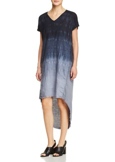 XCVI Tie-Dye High/Low Dress