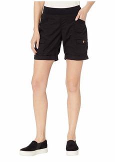XCVI Wearables Women's Clarissa Shorts Extra Small White - Lightweight Cotton