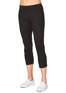 XCVI Wearables Women's Jetter Crop Leggings -  Extra Small - Stylish Cropped Pants
