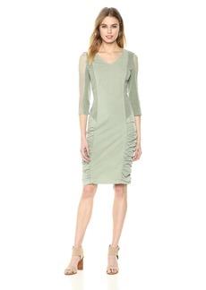 XCVI Women's Arya Dress-Stretch Poplin
