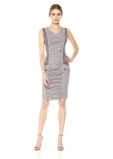 XCVI Women's Banggai Dress-Stretch Poplin