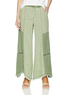 XCVI Women's Hansel Pant Linen 101 Solid  XL