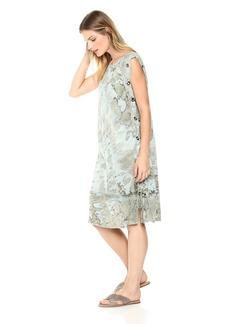 XCVI Women's Jamila Dress Nova Gauze Soli  XS