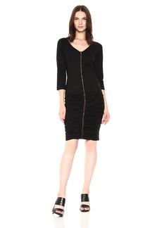 XCVI Women's Johanne Dress-Stretch Poplin