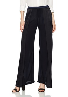 XCVI Women's Melony Pant-Natural Rayon Crepe  Extra Large