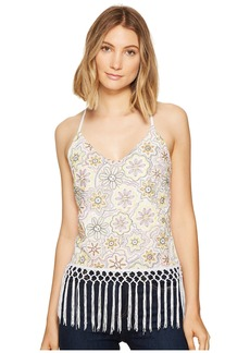 XOXO Embroidered Cami
