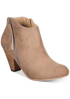 Xoxo Amberly Booties Women's Shoes