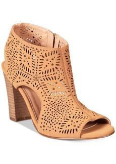 Xoxo Betta Lasercut Slingback Sandals Women's Shoes
