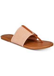 Xoxo Ganelo Thong Flat Sandals Women's Shoes