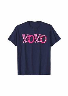Xoxo Hugs And Kisses Funny Valentine's Day Gifts T-Shirt