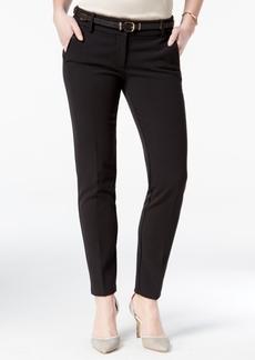 Xoxo Juniors' Belted Straight-Leg Pants