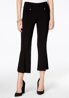 Xoxo Juniors' Flared Cropped Trousers