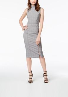 Xoxo Juniors' Lace-Up Midi Dress