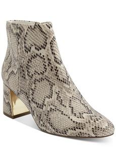 Xoxo Khana Dress Booties Women's Shoes