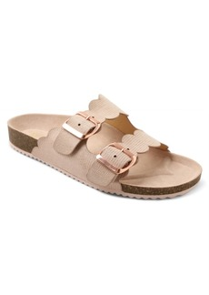 Xoxo Lebanon Footbed Double Banded Sandals Women's Shoes