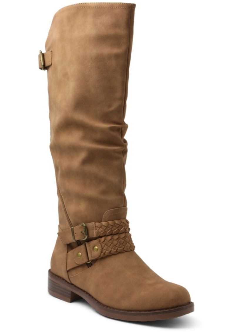 Xoxo Mackinley Tall Riding Boots Women's Shoes