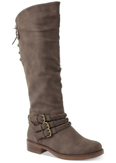 Xoxo Marcus Tall Riding Boots Women's Shoes