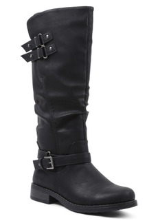 Xoxo Moe C Women's Riding Boot Women's Shoes