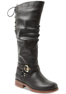 Xoxo Montclair Riding Boots Women's Shoes