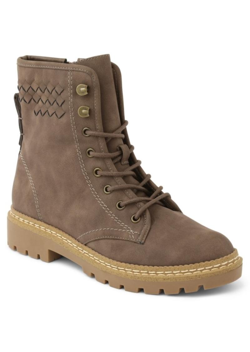 Xoxo Pascal Combat Boots Women's Shoes