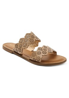 Xoxo Ramsey Double Band Slide Sandals Women's Shoes