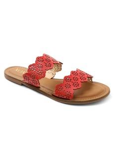 Xoxo Ramsey Double Band Slide Sandals Women's Shoes